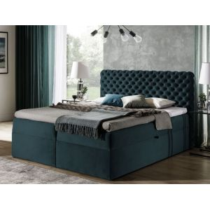 BOXSPRING CHESTERFIELD 180x200