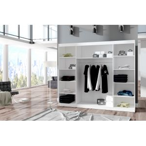 Armoire coulissante Diego 250