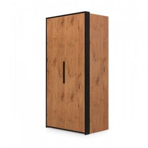 ARMOIRE 2 PORTES ACCORDEON 104 DESIGN LOFT