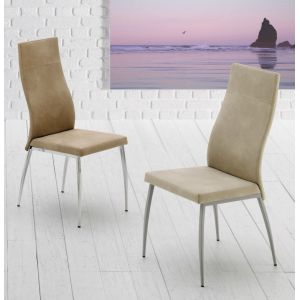 PACK 4 CHAISES VERA SURF