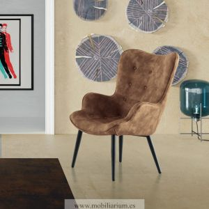 FAUTEUIL DESIGN ROCK BY SERES