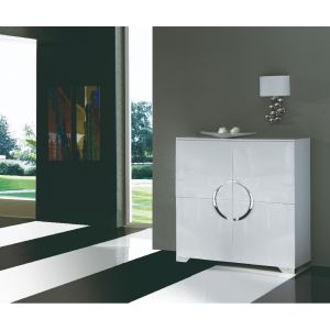BUFFET EFFECT 744 HAUT ULTRA DESIGN BLANC GLOSS