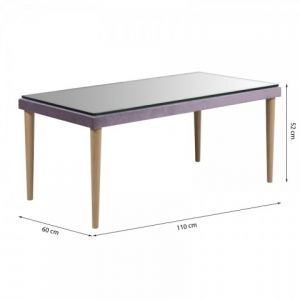 TABLE BASSE DECO REF NICEA...