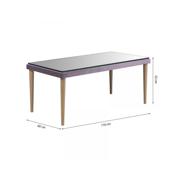 TABLE BASSE DECO REF NICEA LUXE