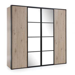 ARMOIRE DESIGN GLASSLOFT 4...