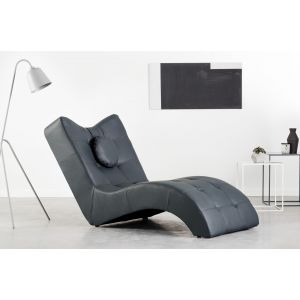 FAUTEUIL LONDON DESIGN CUIR