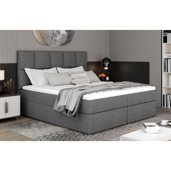 Lit Boxspring - Collection GLOSSY