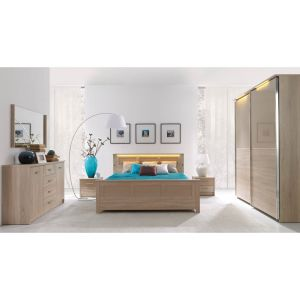 CHAMBRE CREMONA LUXE 180