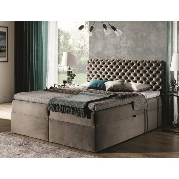 BOXSPRING SERIE EXCLUSIVE CHESTERFIELD